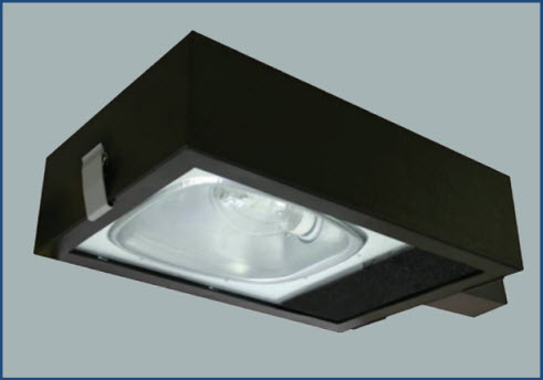 Metal Halide Shoebox Light Fixtures