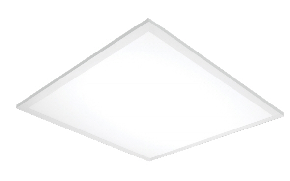 Morris 2x2 standard LED flat panel light fixtures - 5000K