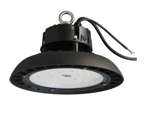 Morris LED Gen3 UFO high bay light fixture - 150 watt