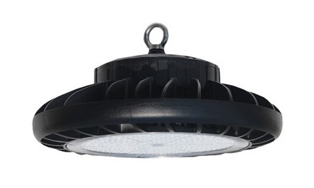 Morris LED architectural bay light fixture - 220 watt