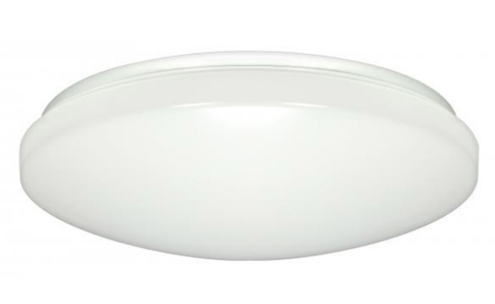 Nuvo LED Utility Flush Mount Light Fixture - 14 Inch