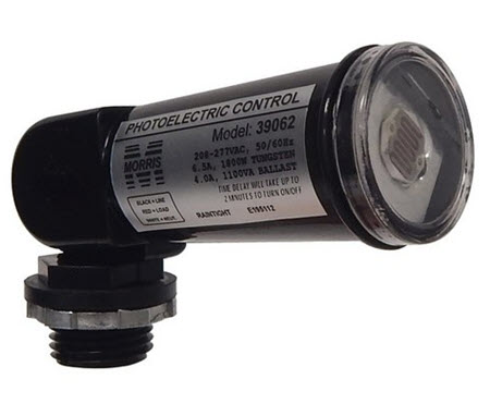 Photocell cylinder type lighting control 208-277 volt