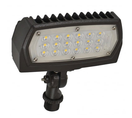 Satco Led Small Flood Light Fixture 4000k 866 637 1530