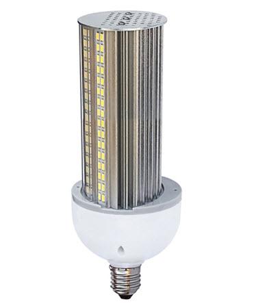 satco led wallpack retrofit light bulb 30 watt