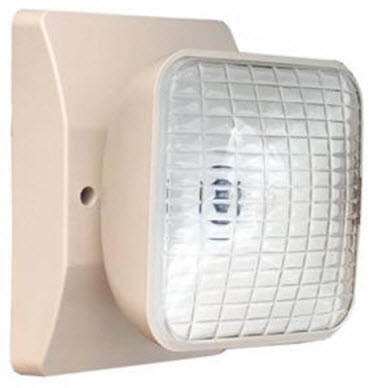Single Square Head Remote Emergency lighting