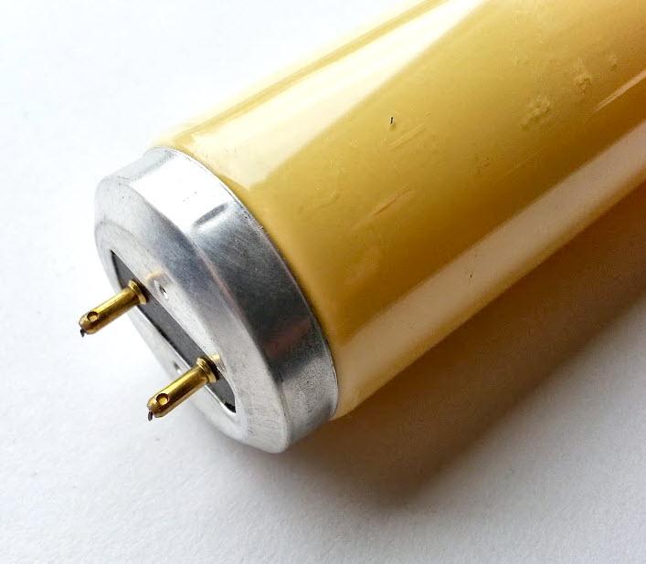F40T12 Gold Fluorescent Light Bulbs 866-637-1530
