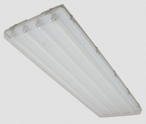 T5 high output waterproof high bay light fixture