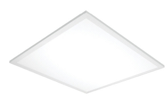 Topstar 2x2 Backlit LED Flat Panel Light Fixtures - 4000K