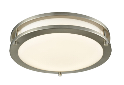Westgate LED Drum Light Fixture - 12 Inch - 15 Watt - 4000K