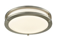 Westgate LED Drum Light Fixture - 12 Inch - 15 Watt - 3000K