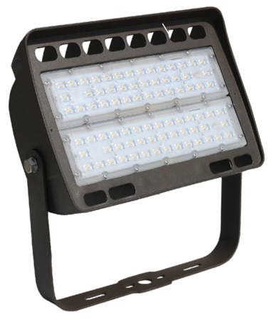 Westgate LED flood lighting fixture in 150 watts