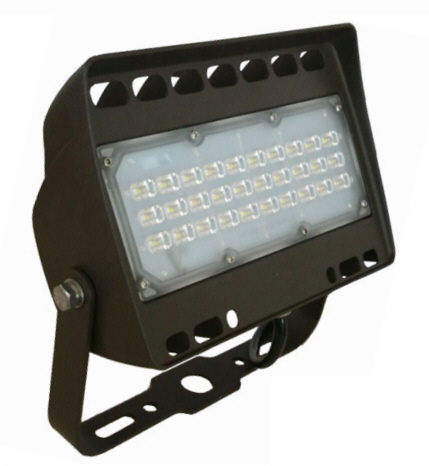 Westgate LED flood lighting fixture in 50 watts