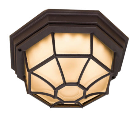 Westgate LED octagonal lantern light fixture 3000K