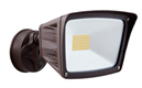 Westgate LED security flood light fixture with 40 watts.