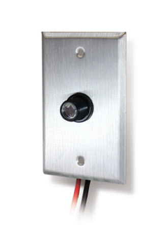 Westgate photocell wall mount lighting control 208-277 volt