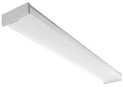 Westgate LED Ceiling Wrap Light Fixture - 4 Foot - 42 Watt - 5000K